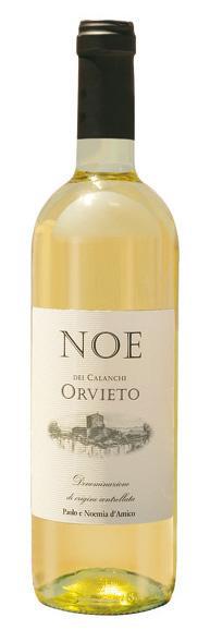 Vino bianco Noe Orvieto