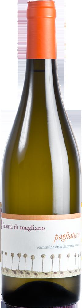 Vino bianco Vermentino della Maremma Pagliatura
