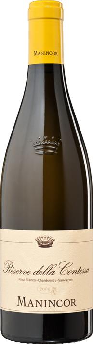 Vino bianco Reserve della Contessa Terlano