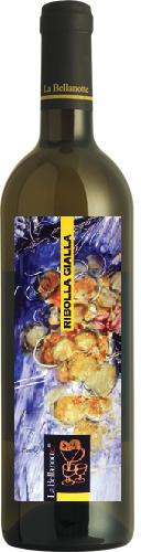 Vino bianco Ribolla Gialla delle Venezie