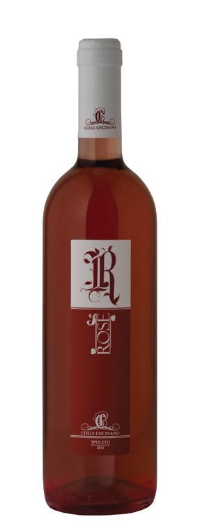 Vino rosso Rosè Sangiovese dell'Umbria