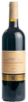 Vino rosso Chateau de Reignac Bordeaux Superiore
