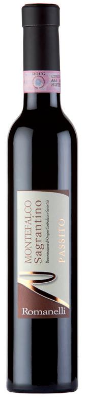 Vino rosso Sagrantino di Montefalco Passito