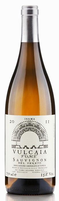 Vino bianco Sauvignon del Veneto Vulcaia Fumè