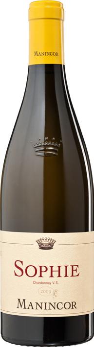 Vino bianco Sophie Chardonnay Terlano