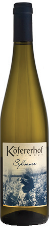 Vino bianco Sylvaner Alto Adige Valle Isarco