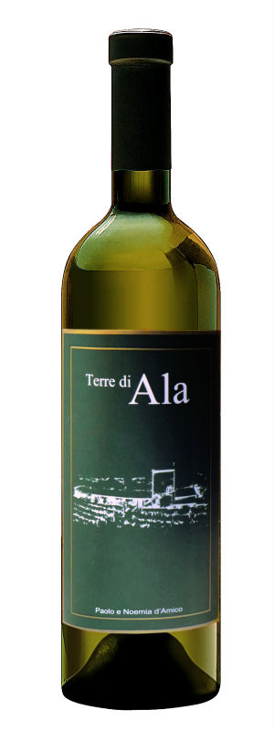 Vino bianco Terre di Ala Umbria 2017