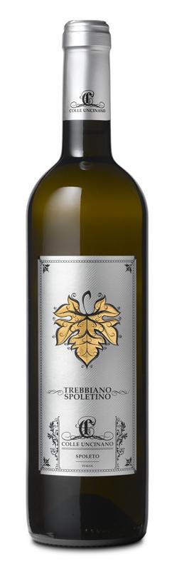 Vino bianco Trebbiano Spoletino