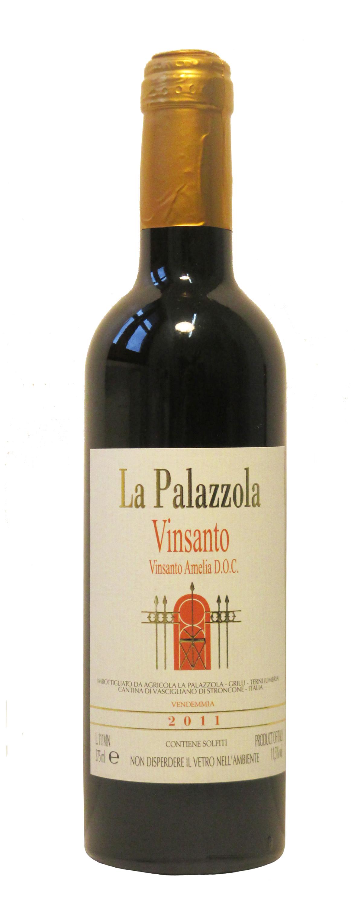 Vino rosso Vinsanto Amelia
