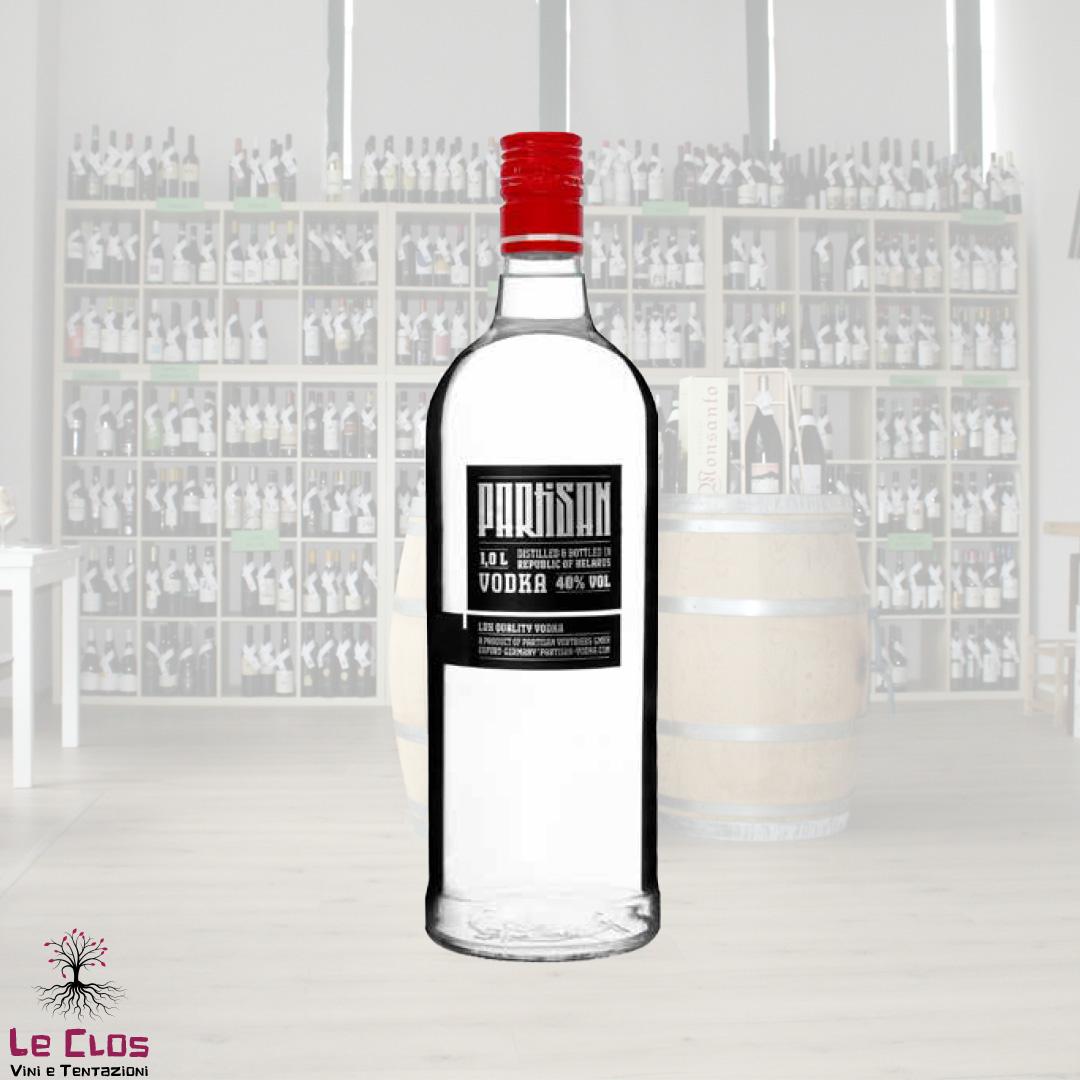 Distillato Vodka Partisan