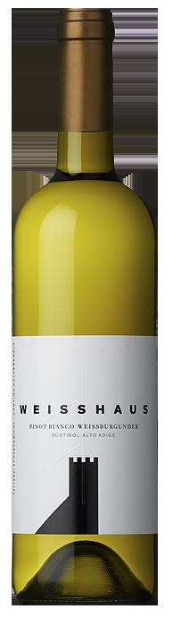 Vino bianco Pinot Bianco Weisshaus