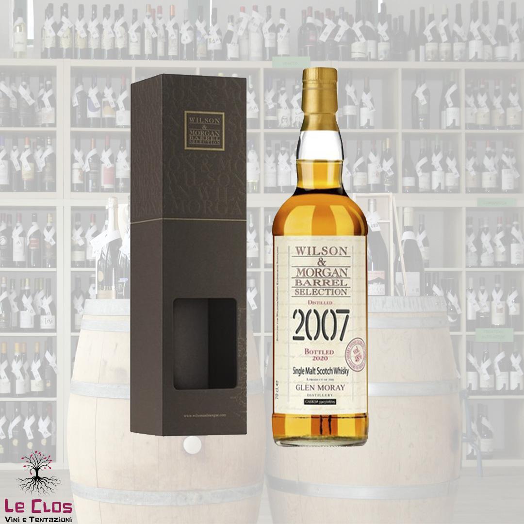 Distillato Whisky Glen Moray W&M