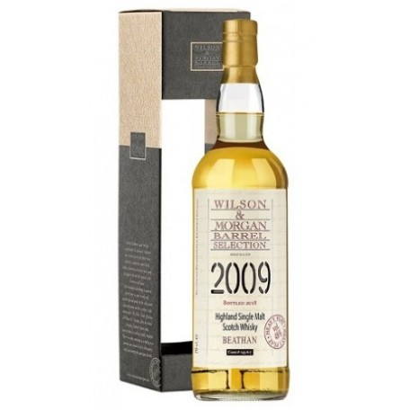 Confezione regalo Whisky Beathan Wilson & Morgan