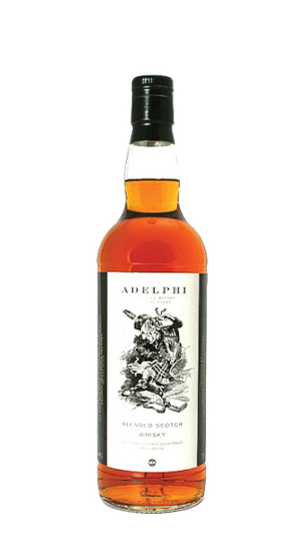 Distillato Whisky Private Stock Blend Adelphi