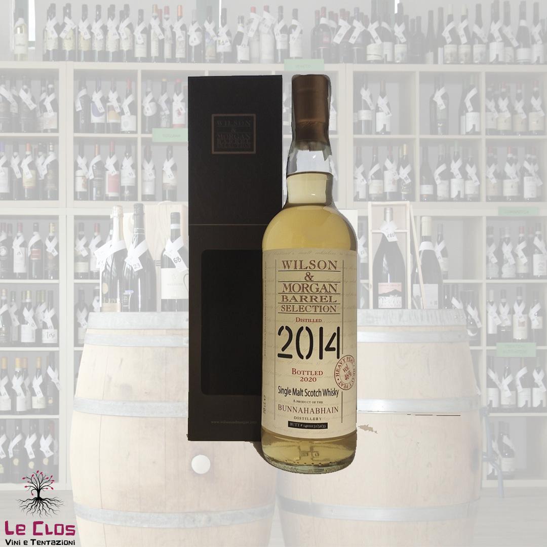 Distillato Whisky Bunnahabhain Heavy Peat W&M