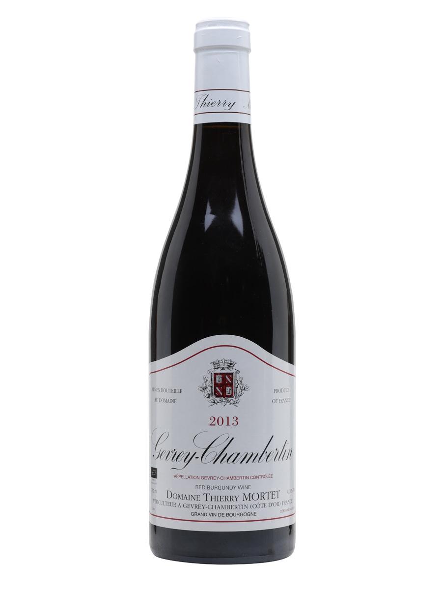 Vino rosso Gevrey-Chambertin