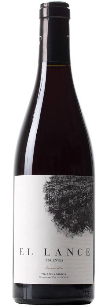 Vino rosso El Lance